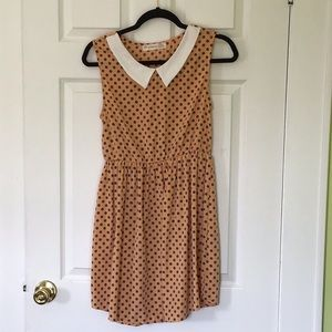 Spring time funky dress